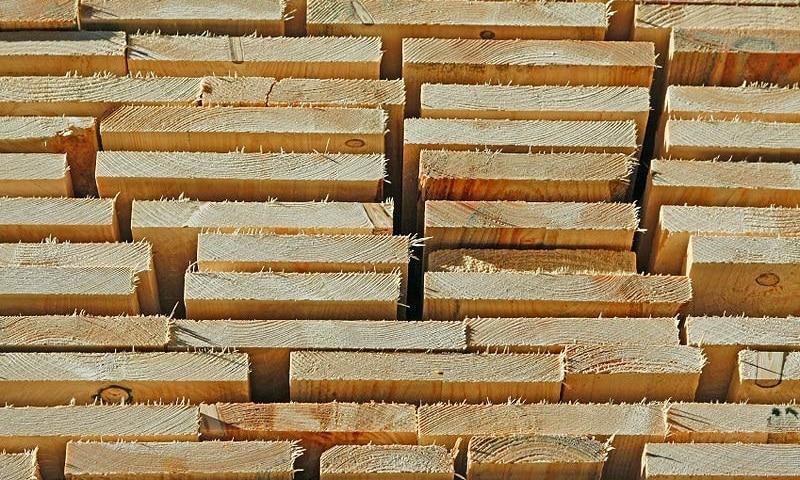 Stavební prkna a fošny