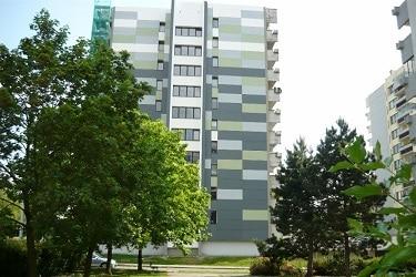 Cembonit panelový dům