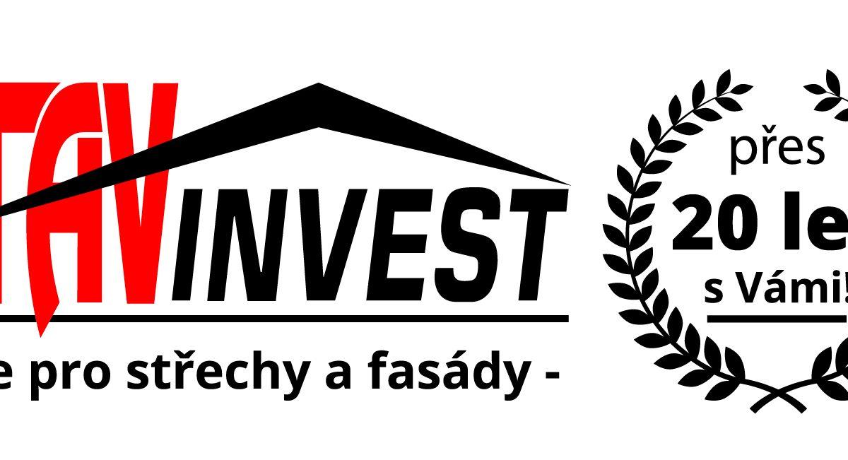 Základní logo STAV-INVEST