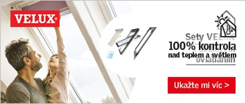 2019 Velux banner rolety