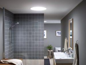 svetlovod koupelna