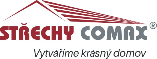 STŘECHY COMAX 2020 slogan
