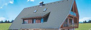 Betonova strecha rodinny dum