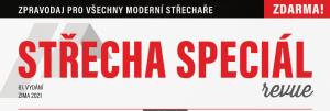 Strecha special revue zima