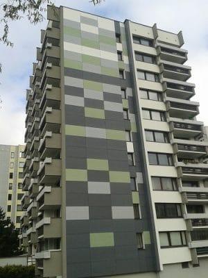 vlaknocement fasada
