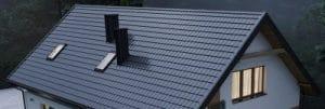 sikma strecha izolace